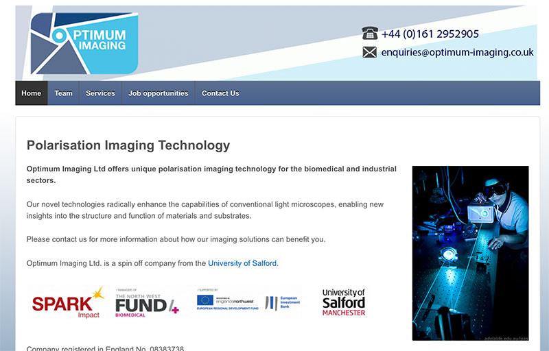 Optimum Imaging