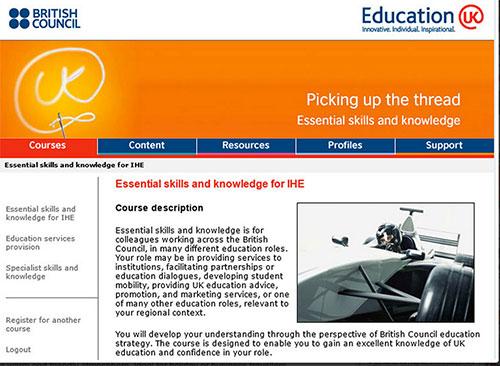 British Council - Education UK